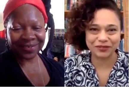Claudia Bernard, da Goldsmiths, conversa com Laura Corrêa sobre pandemia e o movimento BlackLives Matter
