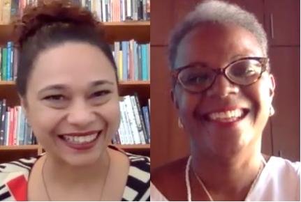 """Cida Moura fala da """"semiose das asfixias coloniais"""" no Ciseco Entrevistas"""