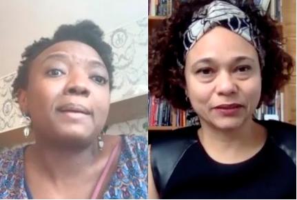 Rosane Borges conversa com  Laura Corrêa no Ciseco Entrevistas